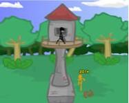 Artillery tower online lövöldözős játék