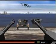 Beach defence ingyen játék