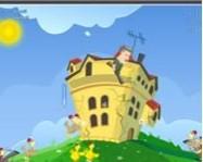 Chicken attack online lövöldözős játék
